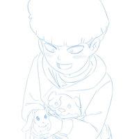 Commission:  Shigeo