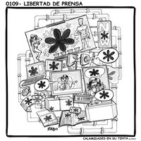 Viñeta 0109- Libertad de prensa
