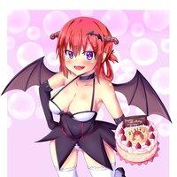 Feliz Cumpleaños de Satania!