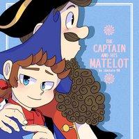 El capitan y su matelot