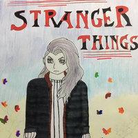 Eight- Stranger things