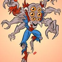 Spiderman monstruo