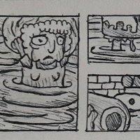 El Cartoon. La abuelita del Droguiz con Z