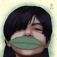 Nature Portrait drawing by Oz Galeano