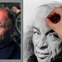 Aprende a dibujar el rostro humano