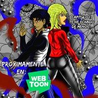 Dimensión Oscura (Exclusivo para Webtoon)