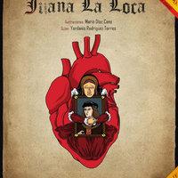 Mi segundo cómic: Juana la Loca.