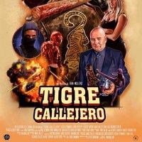 Póster Tigre Callejero