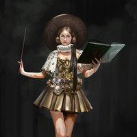 Parte 4 Proyecto de simulación | Hechicera
