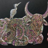 Año nuevo chino: Búfalo