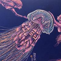 Entre medusas