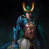 Sinbad -Baal djinn equip
