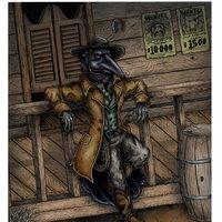 50ava comisión: Raven Cowboy