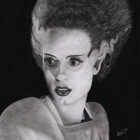 novia de Frankenstein