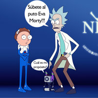FanArt | Rick y Morty