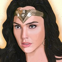 Wonder Woman Oz Galeano