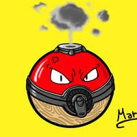 Voltorb en Leyendas Pokémon: Arceus.