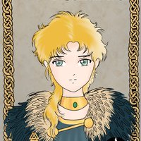 Freya - Saint Seiya - Fanart