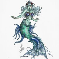55ava comisión: Sirena vampiroooo