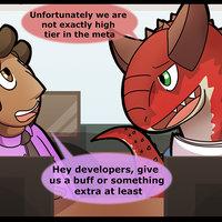 Dino Worker 134......Meta Game