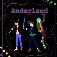 Portada de Anderland (desechado)