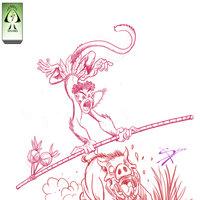 En La Selva proyecto de comic