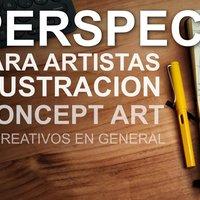 Perspectiva para ilustradores y artistas como nunca te la han contado