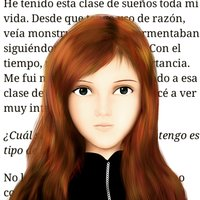 Retrato digilat - personaje de Wattpad