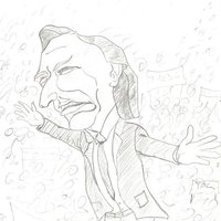 Caricatura a Alejandro Toledo (2001)