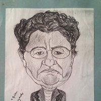 Caricatura a mi madre (2002)