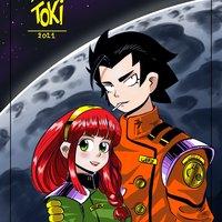gyro toki concepto a color