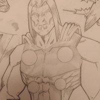 Thor skech