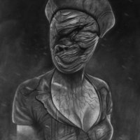 nurse Silent Hill