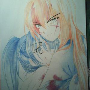 Kaoru y kenshin