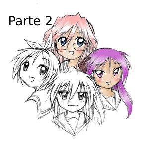Dibujando Manga en Gimp Parte 2