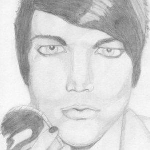 retrato adam lambert