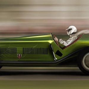 LM-Phantom Roadster (In Road Test)