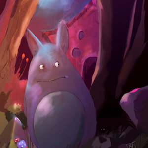 Homenaje Totoro