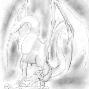 Dragon old style