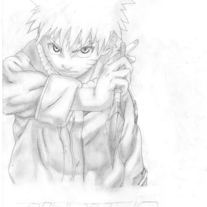 Naruto Fan-Art sin terminar