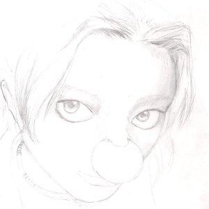 mi primer retrato (sin terminar)