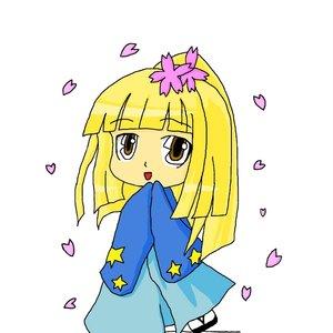 Chibi con kimono