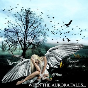When the aurora falls...
