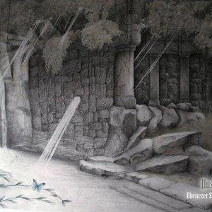 Ruinas [Ilustración]