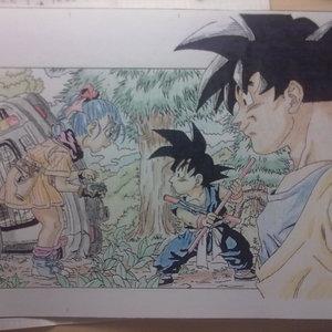 Dragon Ball, toda historia tiene un comienzo