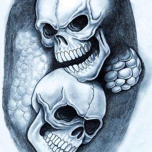 tattoo craneos