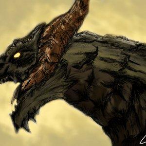 Antharas The Land Dragon