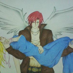 Angel pelirojo