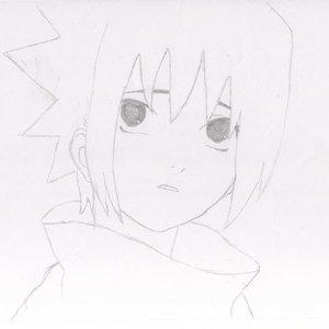 Sasuke de pequeño (inacabado)