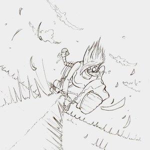 Sketch a lapicero